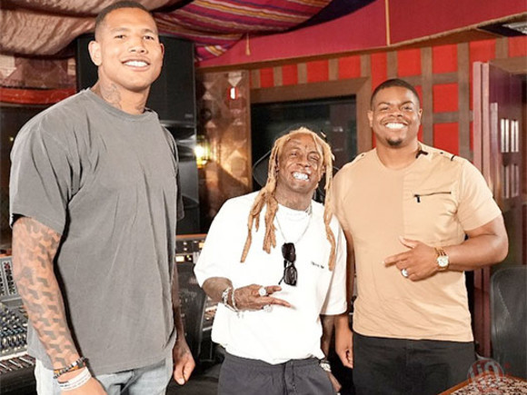 """Lil Wayne Talks """"Best Rapper Alive"""" Mentality, Influence, Skateboarding & More With The Players Company [Video]"""