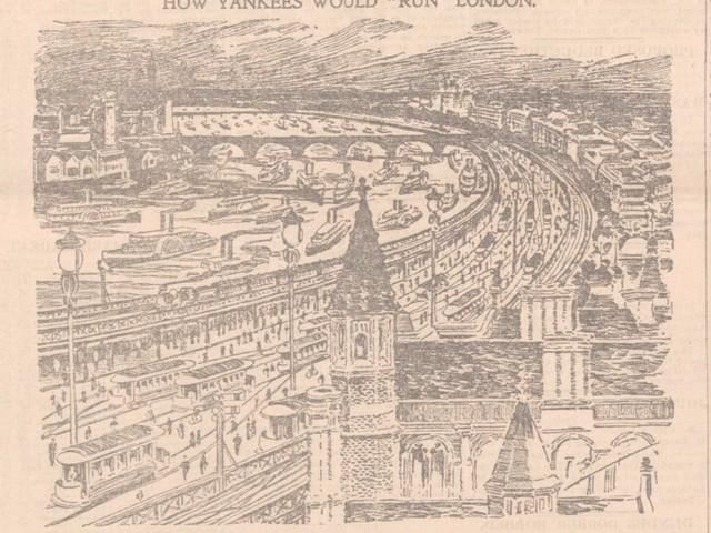 Would London Be Better If It Was Run By Americans? This Victorian Newspaper Thought So