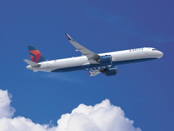 Delta Air Lines places 100 A321neo order with Airbus