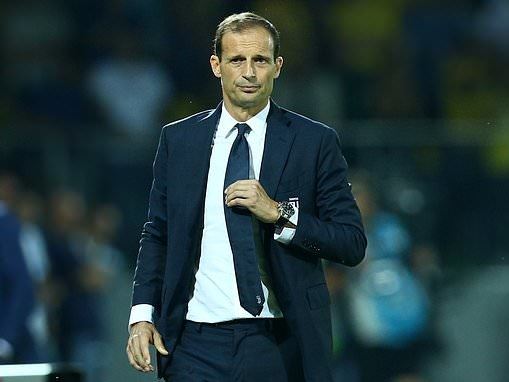 Juventus manager Allegri wary of Bologna ahead of midweek clash