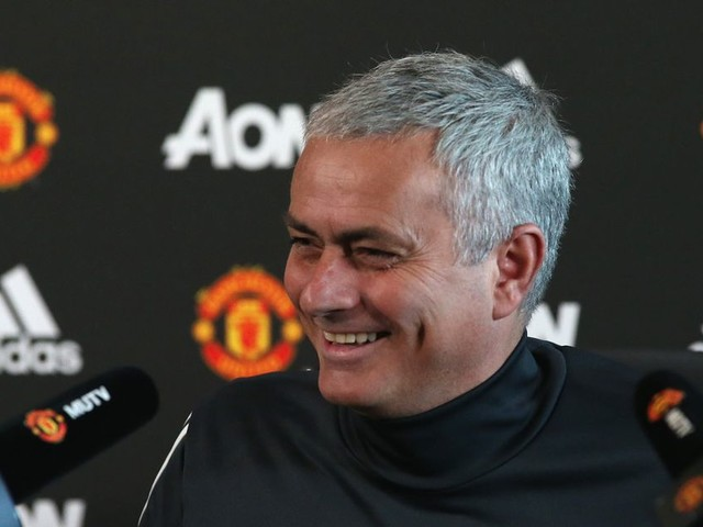 Manchester United Jose Mourinho press conference LIVE