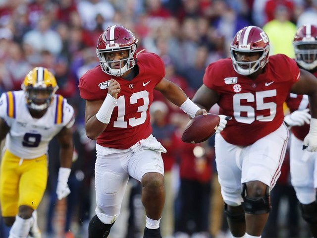 Tua Tagovailoa's hip injury might have an unexpected silver lining