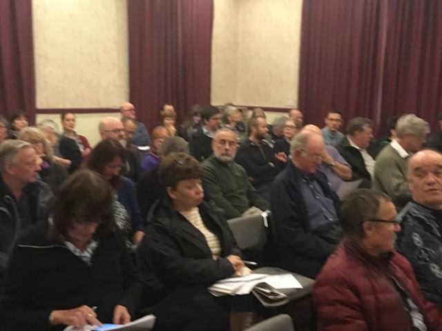 Big turnout at meeting over fears for trains between Marsden and Slaithwaite