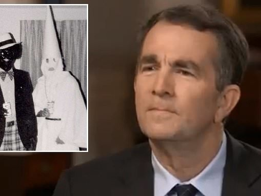 Gov. Ralph Northam explains why he's not resigning as Gayle King lectures him on slavery