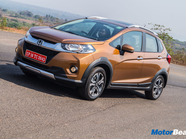 Honda WR-V Production Hiked To 5000 Units Due To Demand