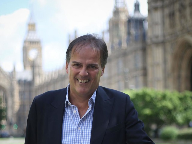 Mark Field: London MP standing down over Brexit divisions and 'fractious' political atmosphere