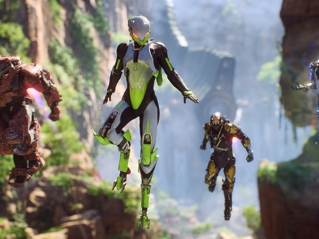 "BioWare confirms it's working on a ""substantial reinvention"" of Anthem"