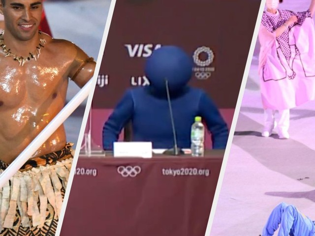 The Funniest Tweets From The Tokyo Olympics Opening Ceremony