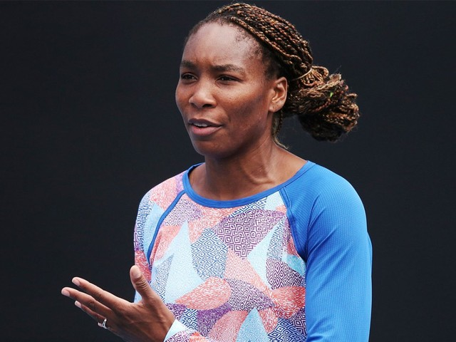 IS Venus Williams Engaged?