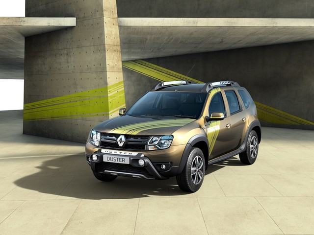 Renault Duster Sandstorm Edition Launched, Priced From Rs. 10.90 Lakhs