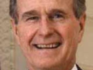Spotlight: George Bush Sr's Charity Work