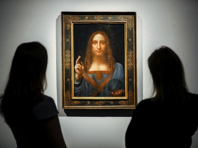 The Middle East's Biggest Mystery: Who Paid $450 Million for a Second-Rate Leonardo?