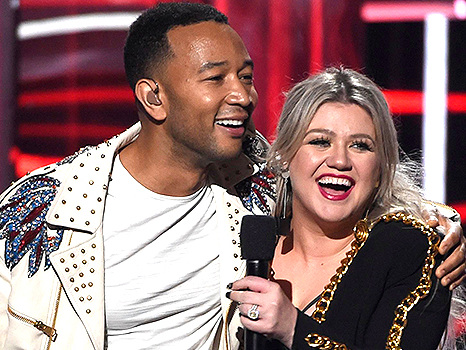 John Legend & Kelly Clarkson Officially Release Their 'Baby It's Cold Outside' Duet With Updated Lyrics — Listen