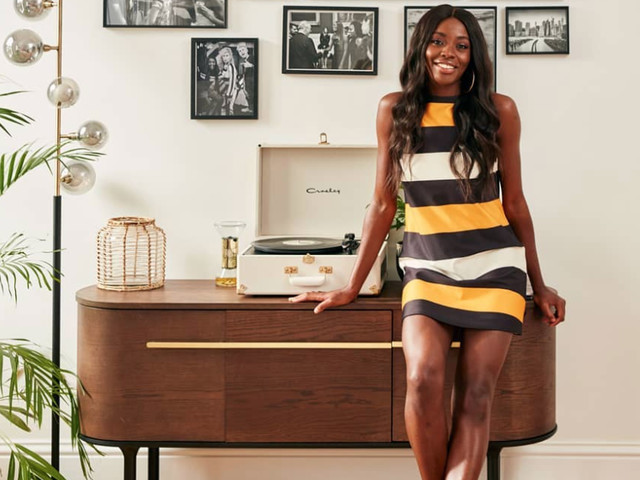 TV presenter and fitness fanatic AJ Odudu on how she's staying healthy in lockdown