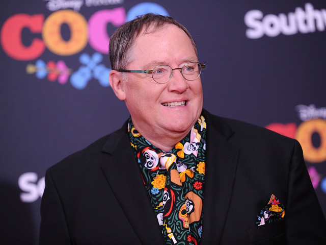 Pixar's John Lasseter taking a six-month leave of absence amid reports of inappropriate behavior