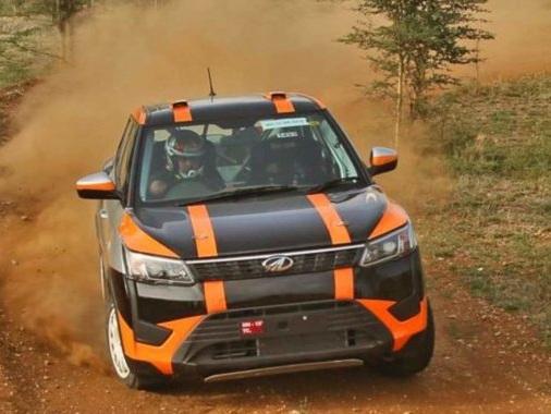 Mahindra Adventure Reveals Their New Rally-Spec Super XUV300