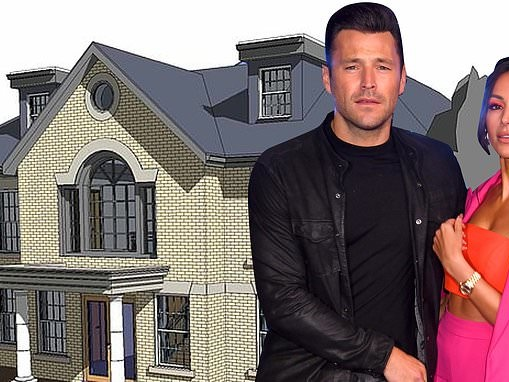 Michelle Keegan and Mark Wright's 'plans for £1.3m Essex dream home AT RISK after row with council'