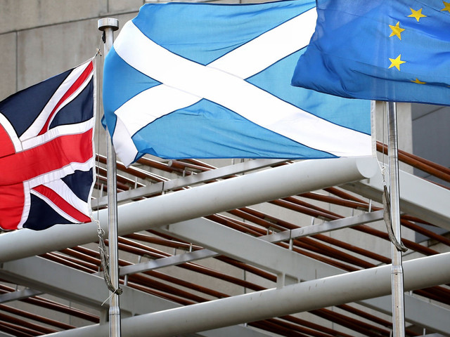 Scottish Voters 'Would Know More About Brexit By Time Of Second Indy Ref'