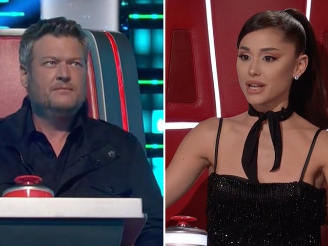 The Voice's Blake Shelton slammed as 'petty' as he rips other coaches after Ariana Grande claims he's 'jealous'