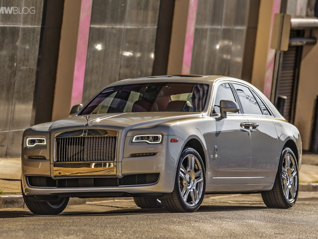 Rolls-Royce and the Ritz-Carlton team up for Monterey Car Week