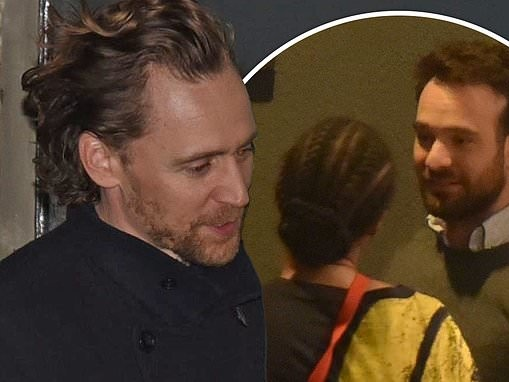 Tom Hiddleston delights fans as he meets them after latest Betrayal performance