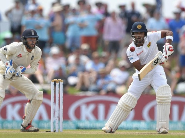 Injured Dinesh Chandimal doubtful for second Test