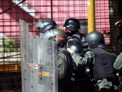 Maduro presses on with Venezuela vote despite protests