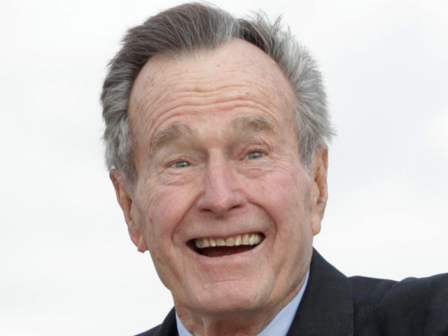 President George H.W. Bush was secret pen pals with a Filipino boy for 10 years: 'I will write you from time to time'