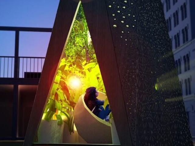 Tickets Alert: Sit inside a kaleidoscope filled with plants