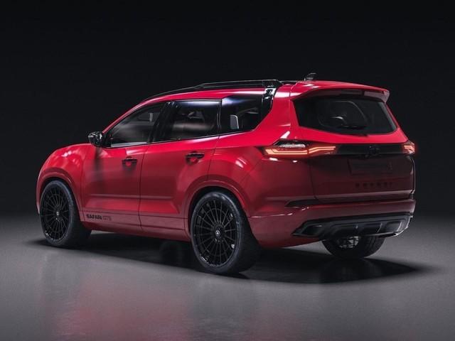 Tata Safari GTS Concept Is A Performance-Spec SUV We Wish Was Real