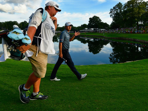 US PGA Championship Social Diary: Kisner stays top as Day struggles at Quail Hollow