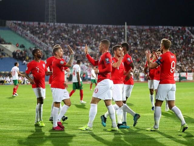 WATCH: Ross Barkley doubles England's lead against Bulgaria!