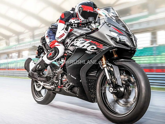 2020 TVS Apache 310 BS6 launch price Rs 2.4 L – 4 Ride modes