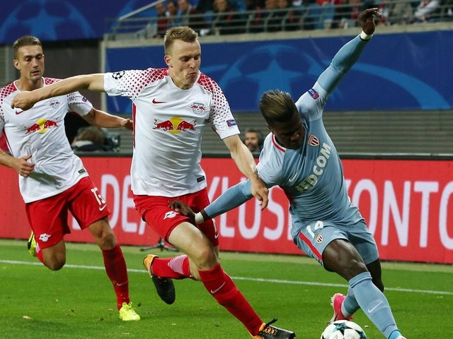Champions League round-up: RB Leipzig and Monaco share spoils while Shakhtar Donetsk topple Napoli