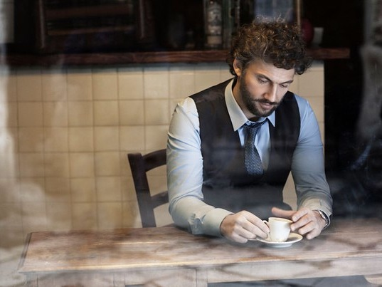 So, Jonas Kaufmann, did you ever think of giving up?