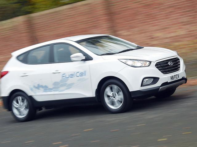 Hyundai ix35 Fuel Cell long-term test: the advantages of hydrogen fuel cells