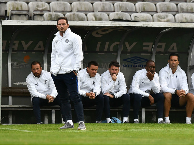 Frank Lampard era begins at Chelsea: new boss sets the bar high for his squad
