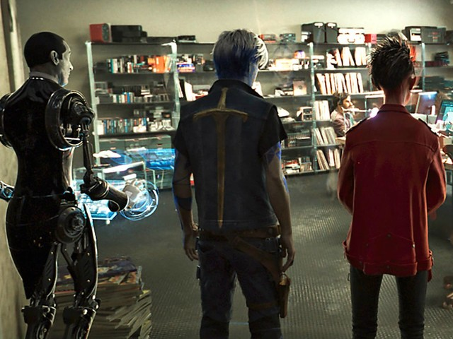 New Ready Player One Trailer This Weekend; More Images Arrive
