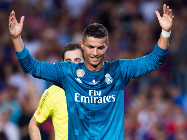 Ronaldo faces lengthy ban for pushing referee after red card