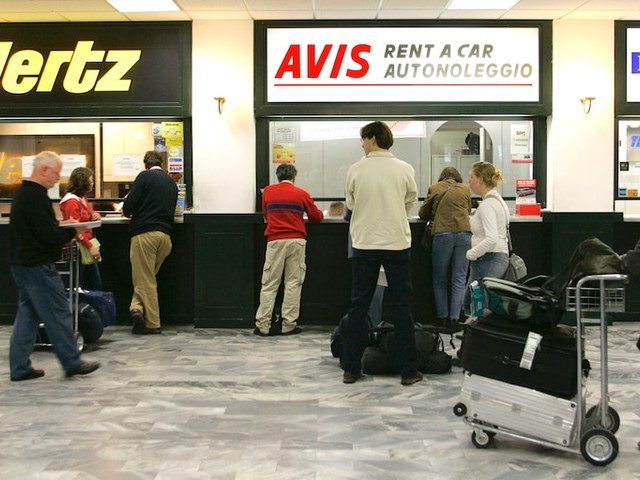 Hertz tanks 29% on reports it could file for bankruptcy as coronavirus pummels travel industry (HTZ)