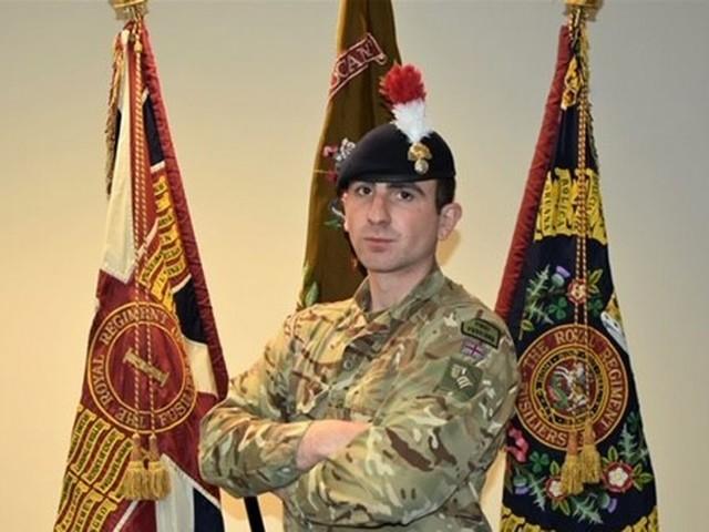 Brit soldier found dead in Estonia after suffering 'non-battle injury' off duty