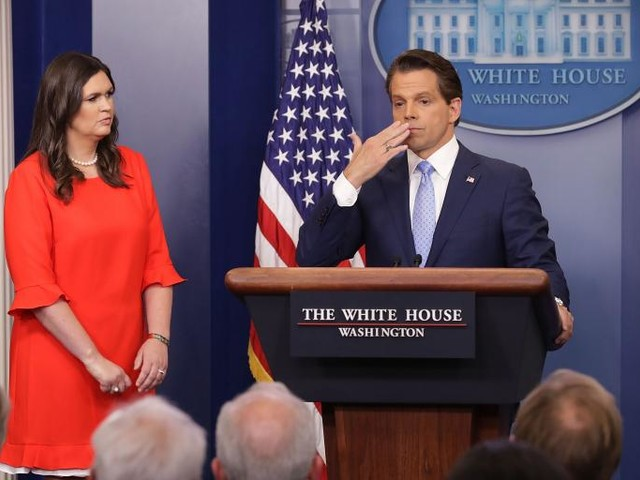 Why Does Anthony Scaramucci Keep Making Hair and Makeup Jokes?