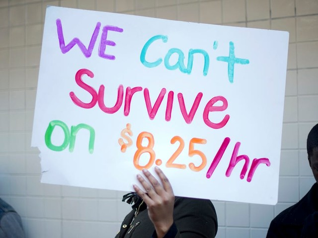 How much the US minimum wage — and what it can get you — has changed since the year you were born