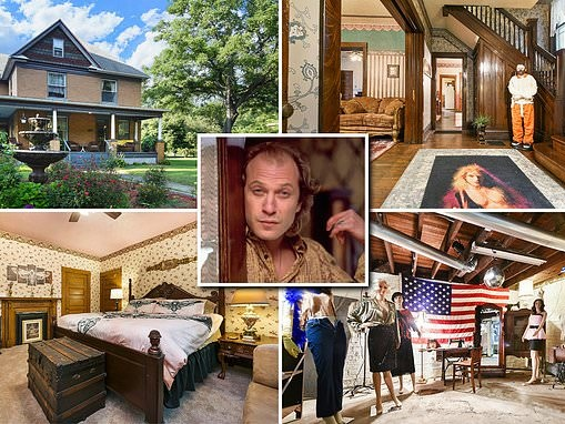 'Silence of the Lambs' home where Buffalo Bill tortured his victims is now a vacation rental