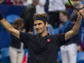 Federer beats Tsitsipas to send Switzerland into Hopman Cup final