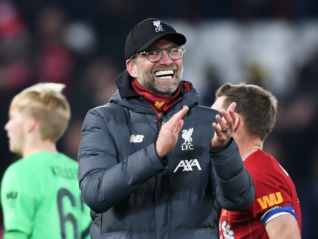 Sport shorts: Jurgen Klopp warns Liverpool may not play Carabao Cup quarter-final and England are unchanged for RWC final