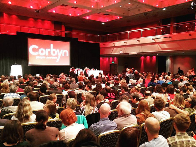 Corbyn supporters should put their principles into practice – and join a union