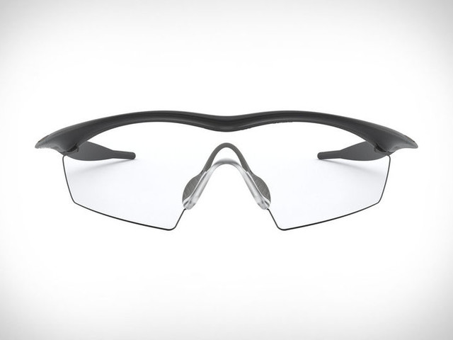 Mask-Friendly Eyewear - The Oakley Clear Collection is Sporty and Functional (TrendHunter.com)