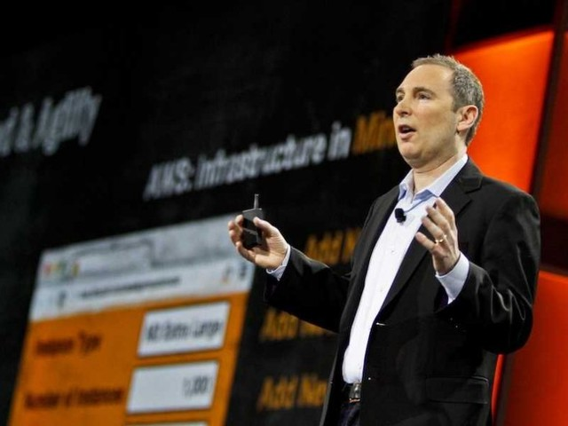 Amazon is launching a 'Secret' cloud service for the CIA (AMZN, MSFT, GOOG, GOOGL)