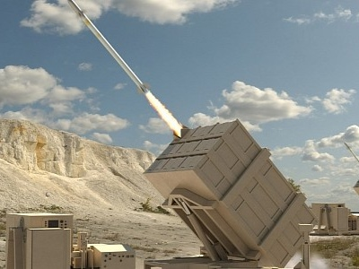 This Mobile Launcher Could be the U.S. Army's Next Anti-Drone Weapon System